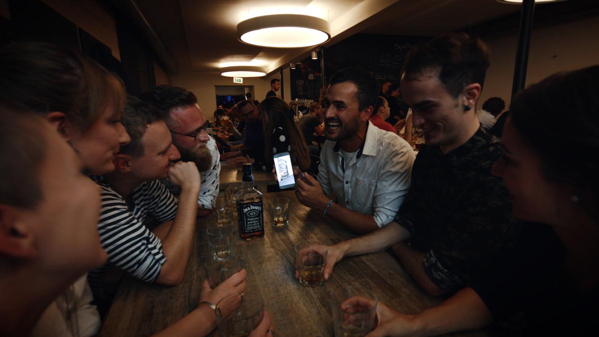David Šrámeka Jack Daniel's Tenessee Whiskey
