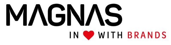 Nový logotyp skupiny Magnas