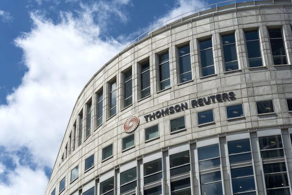 Thomson Reuters zruší 12 % pracovních míst