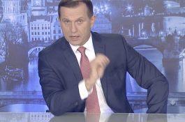 """Zprávy podle Soukupa: """"Pavle, di do prdele!"""""""