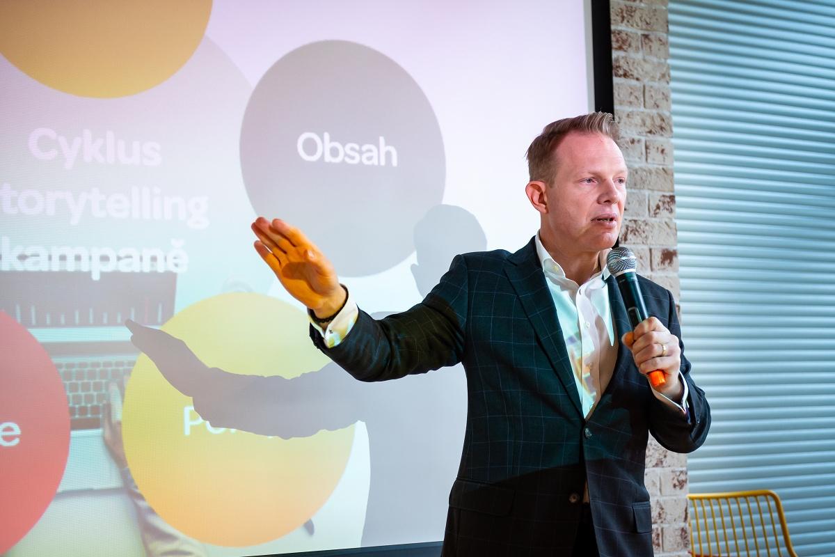 Patrik Schober z Pram Consulting
