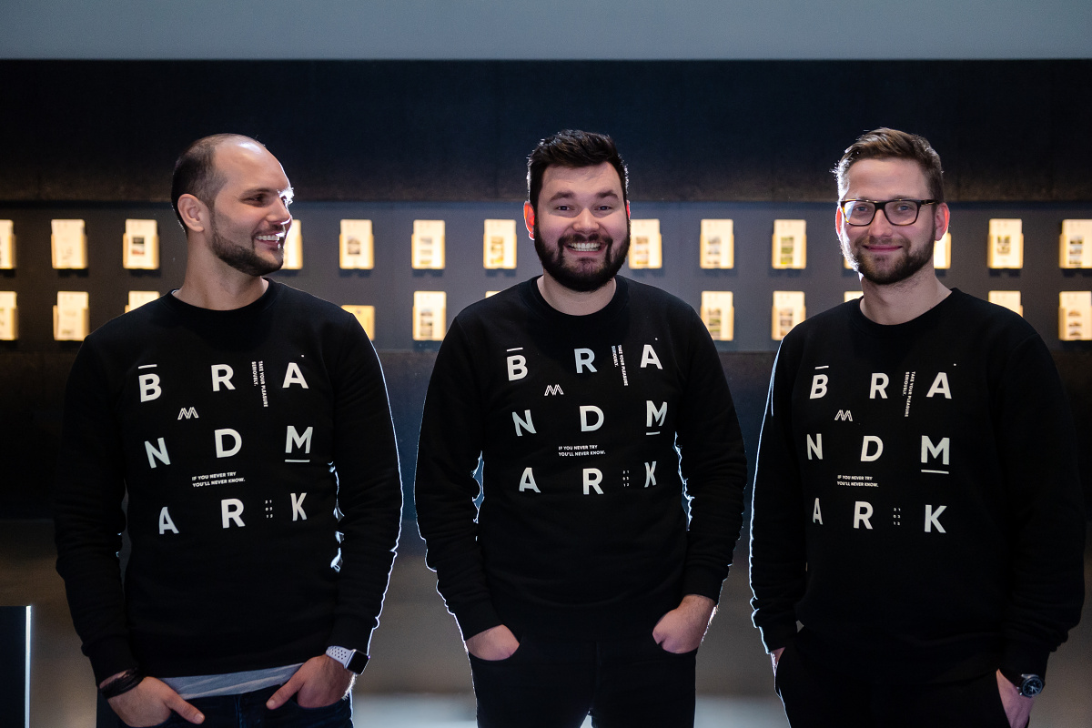Trio z agentury Brandmark
