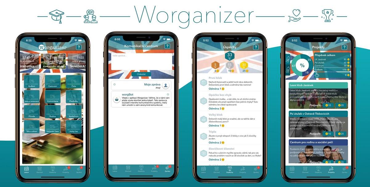 S problémy či jazykovými oříšky dokáže uživatelům pomoci nástroj Worgbot