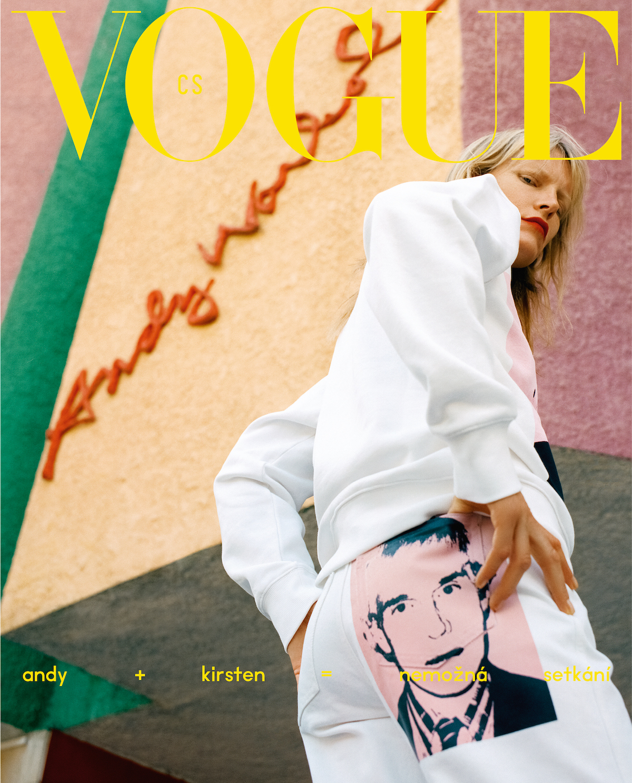 Titulní strana Vogue