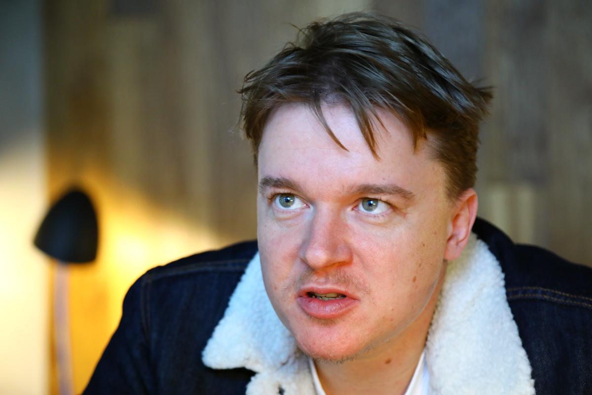 Petr Kolečko. Foto: Karel Choc
