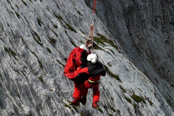 Apka Záchranka jde na Slovensko, spojila se tam s horskou službou