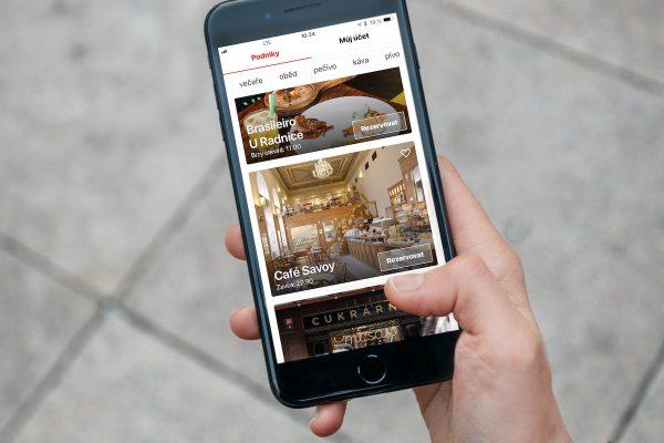 Restaurace sítě Ambiente dostaly novou rezervační aplikaci