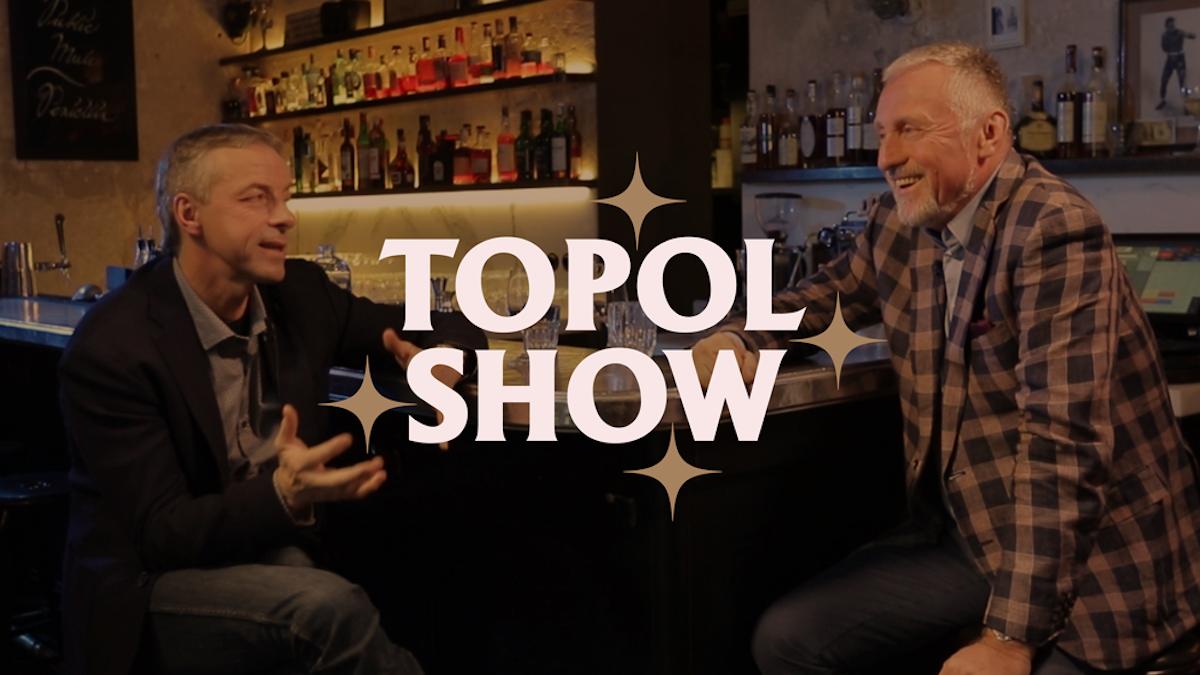 Prvním hostem Topol Show Mirka Topolánka je Pavel Bém