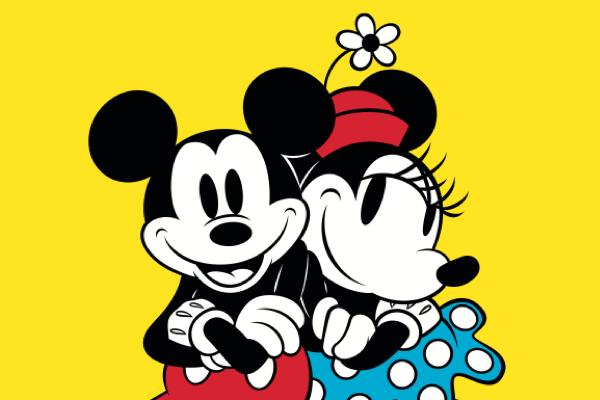 Billa ve věrnostní kampani nabízí nádobí s Mickeym a Minnie