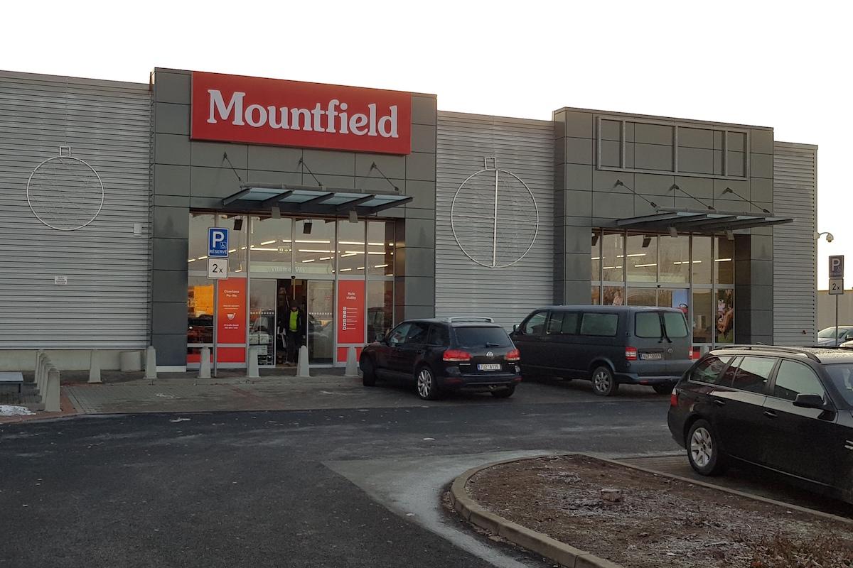 Nový Mountfield v Mostě