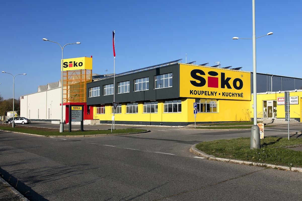 Prodejna Siko na Černém Mostě