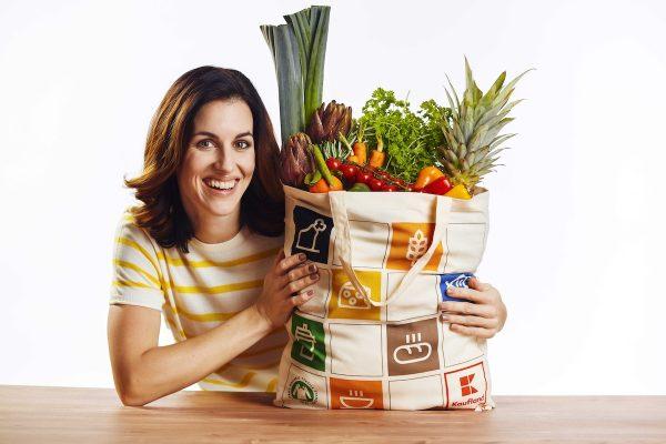 Kaufland začal za 60 Kč prodávat nákupní tašku z bio bavlny