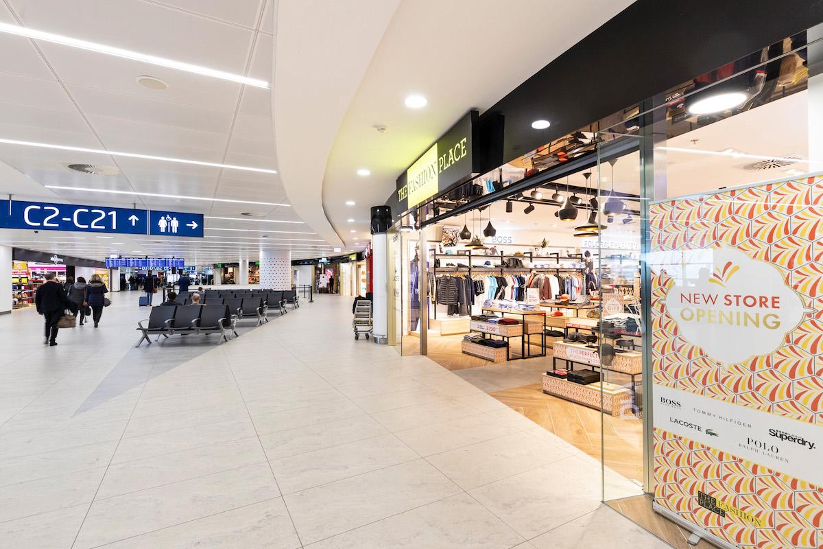 Multibrandový obchod s oblečením a doplňky The Fashion Place