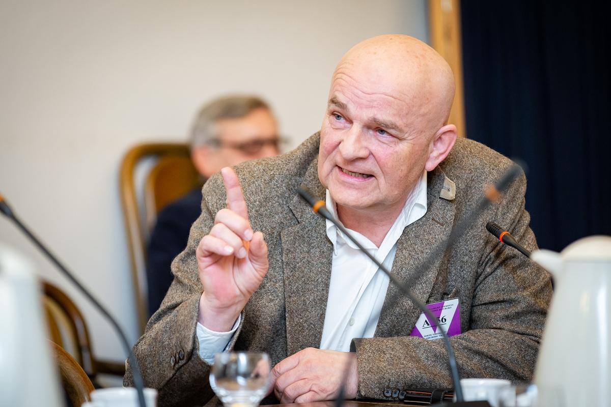 Jiří Janeček. Foto: Vojta Herout