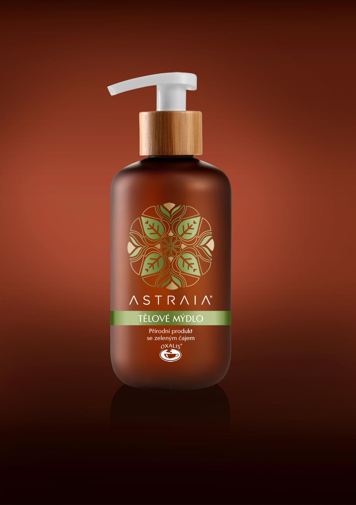 Tělové mýdlo Astraia