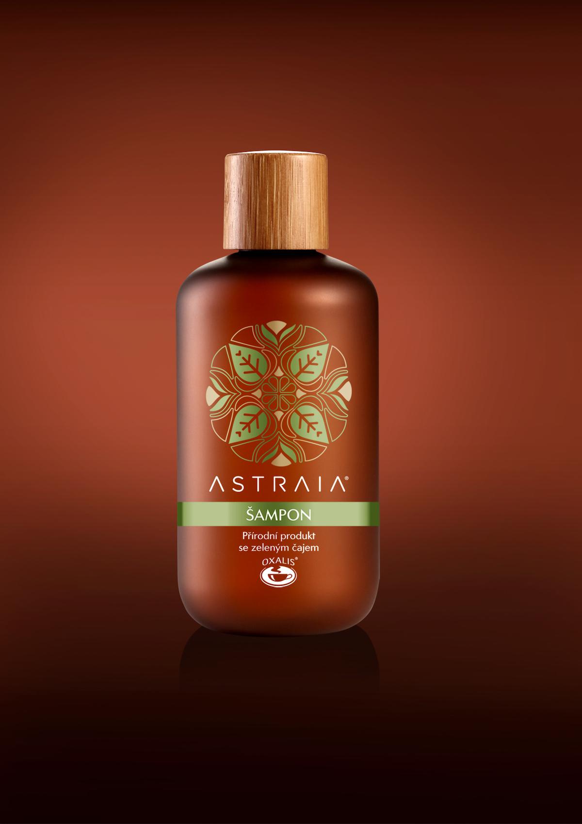 Šampón Astraia
