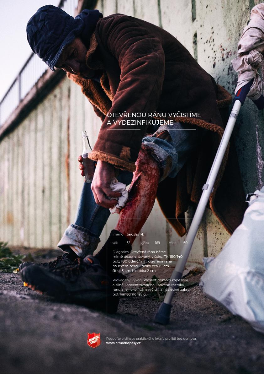 Armáda spásy: Ordinace pro lidi bez domova (WMC Grey)