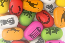 Tic Tac má šest ovocných příchutí v limitce Around the World