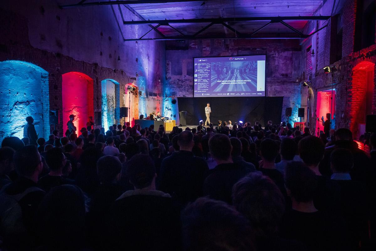 AppParade nově hostí holešovický Vnitroblock. Foto: Lukáš Wagneter (Red Bull Media House)