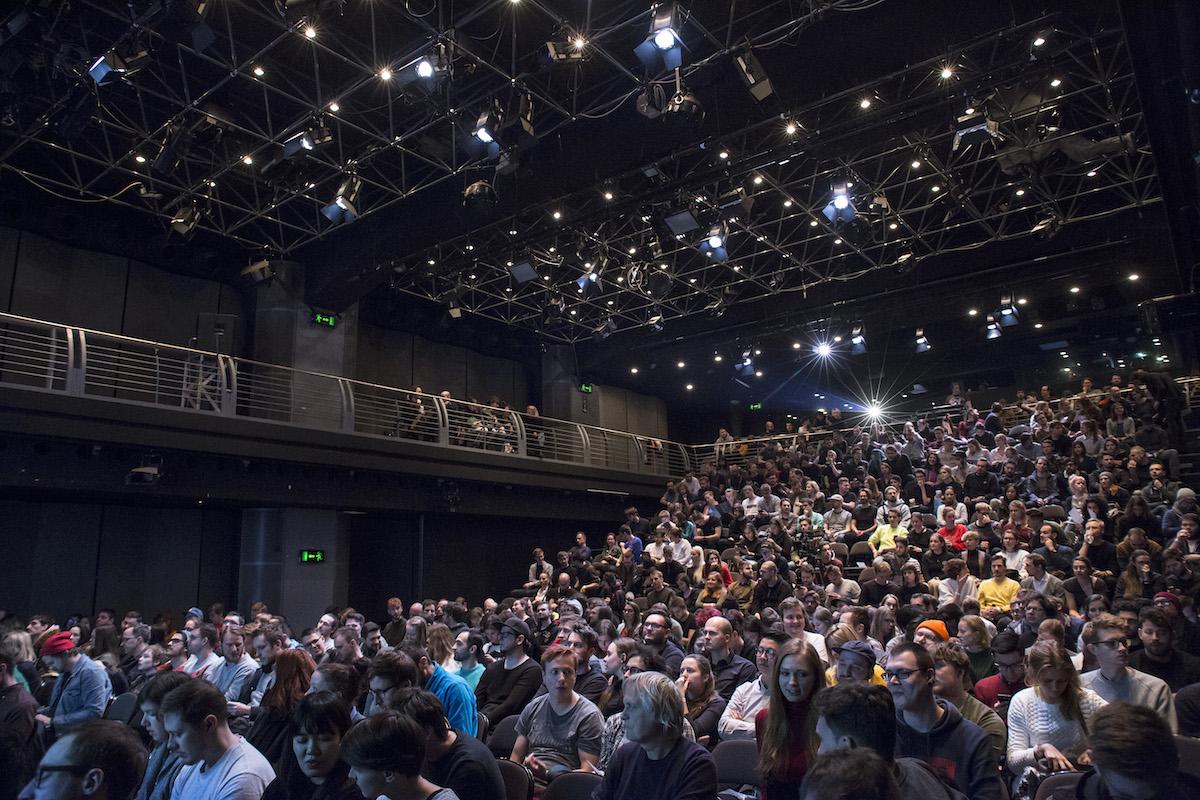 Hlavní sál divadla Archa