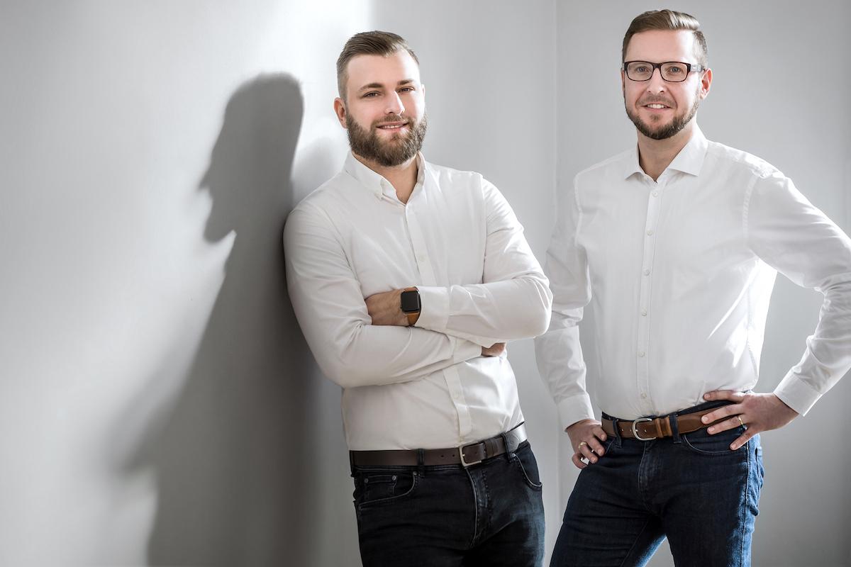 Tomáš Vrána a Jiří Böhm