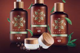 Český výrobce Oxalis uvádí kosmetiku z čaje a kávy Astraia