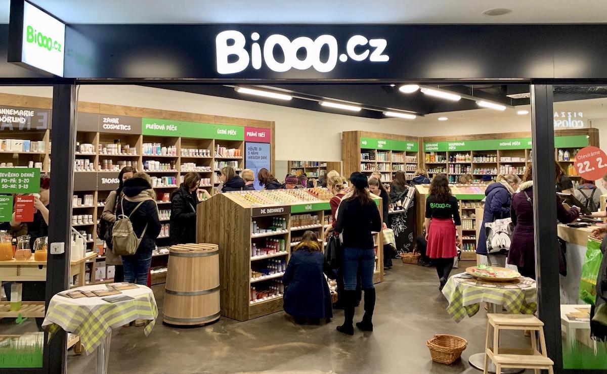 Biooo.cz v Praze 4 v DBK