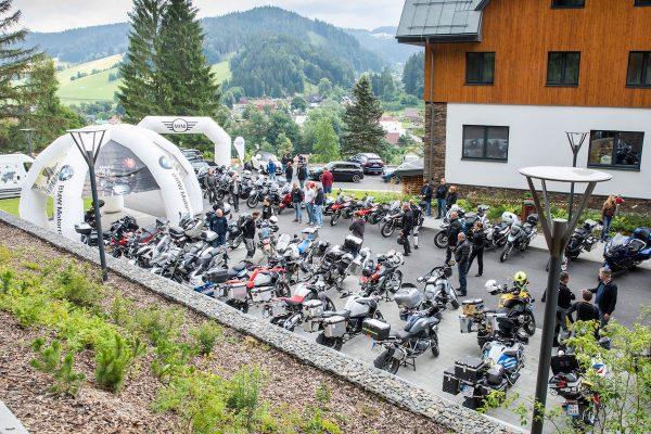 Pozitif pro BMW zajistí sraz motorkářů v Česku