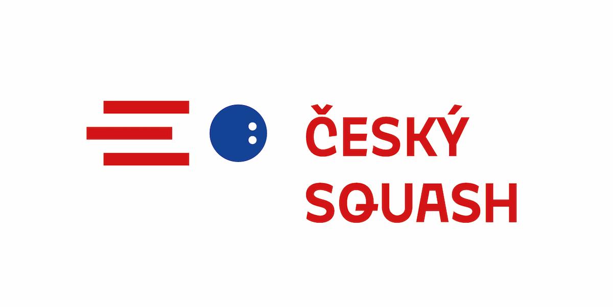 Nové logo squashe v Česku