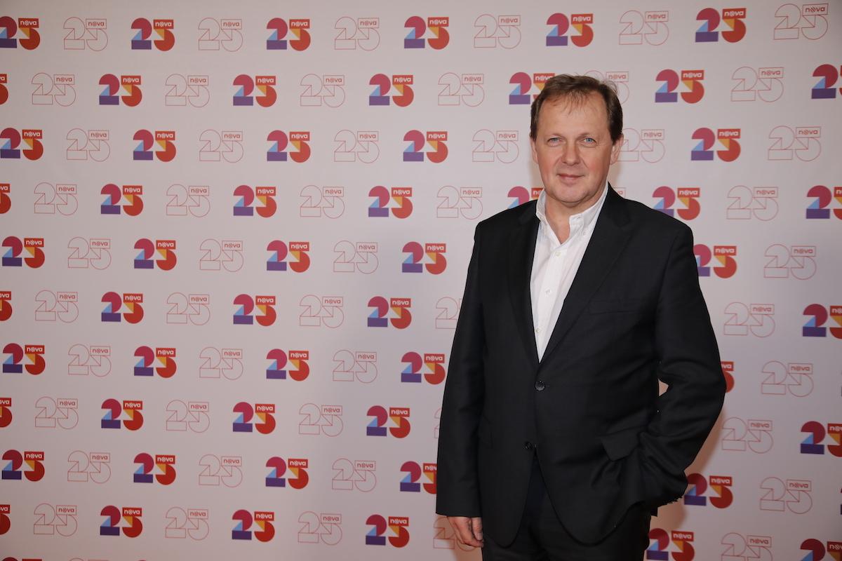Petr Dvořák, někdejší šéf Novy, dnes generální ředitel České televize