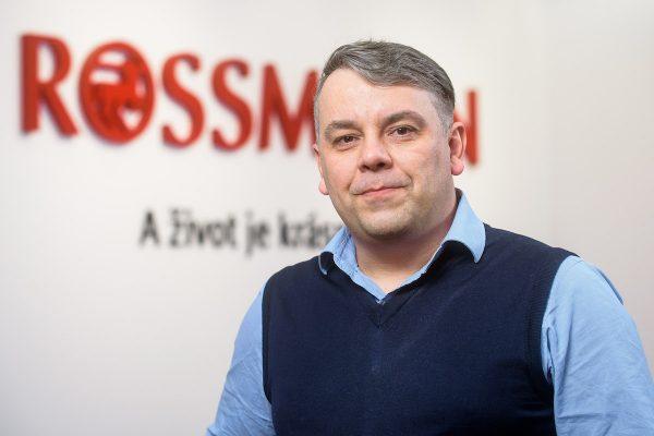 Ředitelem prodeje Rossmannu se stal Marek Těthal z Kauflandu