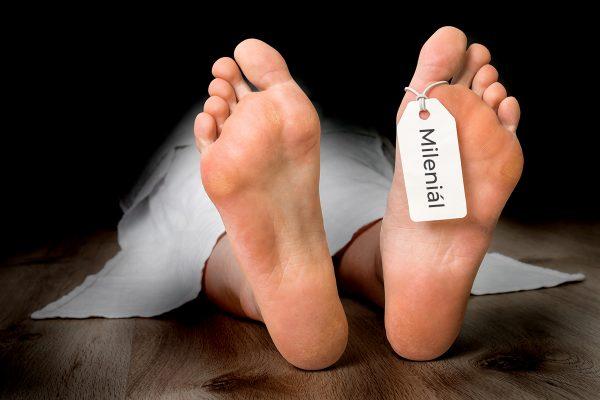 Mileniály obchází pomalá smrt