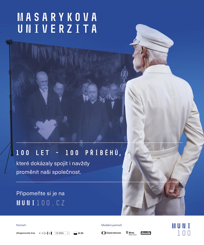 Masarykova univerzita Brno: Díky, MUNI! (Aetna)