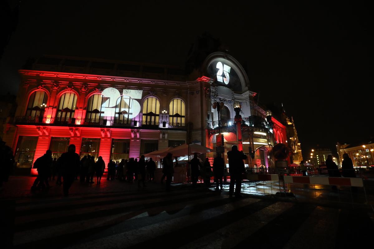Slavnostní večer proběhl v Obecním domě v Praze