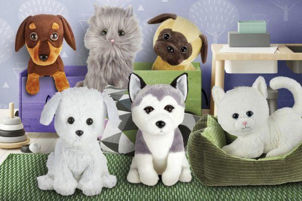 Věrnostní kampaní s plyšáky psů a koček cílí Penny na děti
