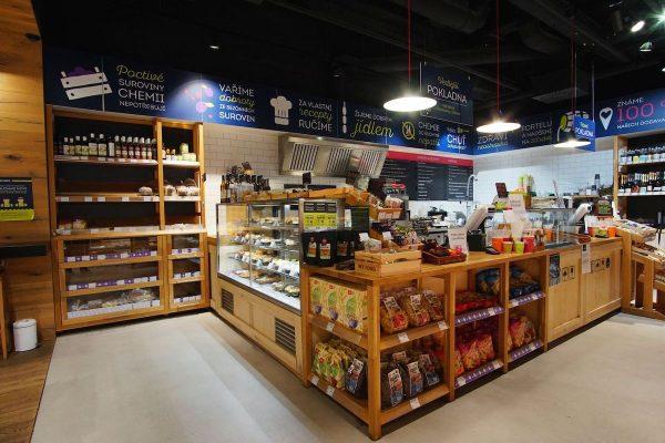 Sklizeno chystá svůj supermarket o tisíci metrech čtverečních