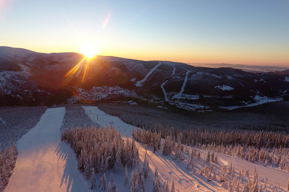Skiareál Špindlerův Mlýn spadá pod holding Tatra Mountain Resorts