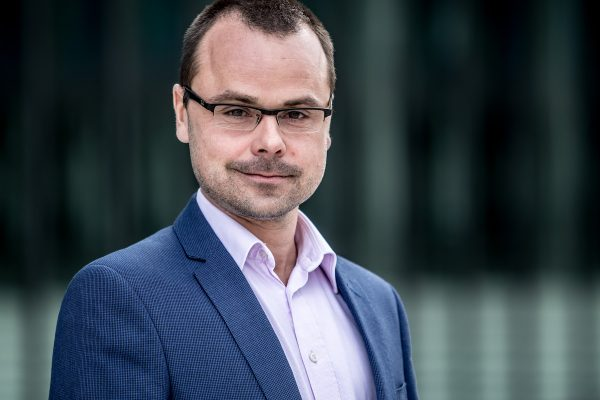 Skřivánek je šéfredaktorem slovenského Trendu