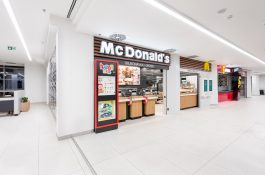 McDonald's otvírá 100. tuzemskou pobočku, v Opavě je ve food courtu