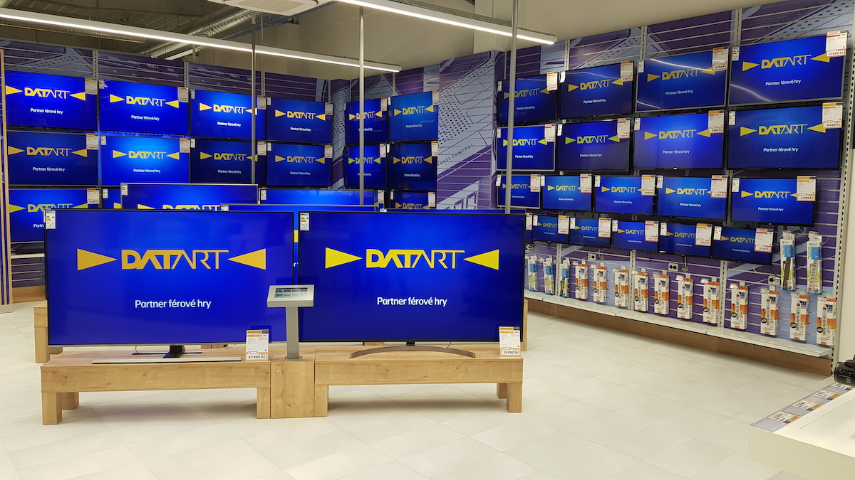 Nový Datart v Uherském Hradišti