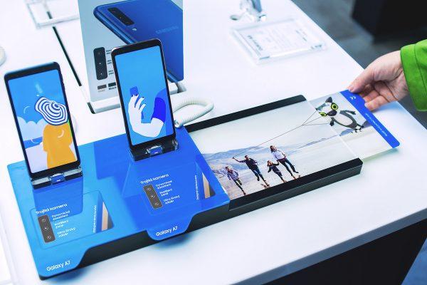 Pedestal pro Samsung Galaxy
