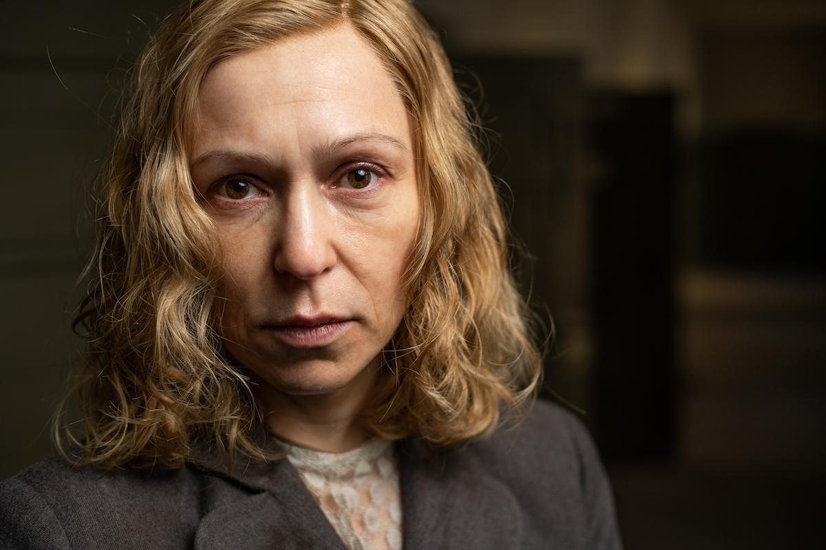 Zuzana Stivínová hraje Jiřinu Štěpničkovou ve snímku Past. Foto: Česká televize