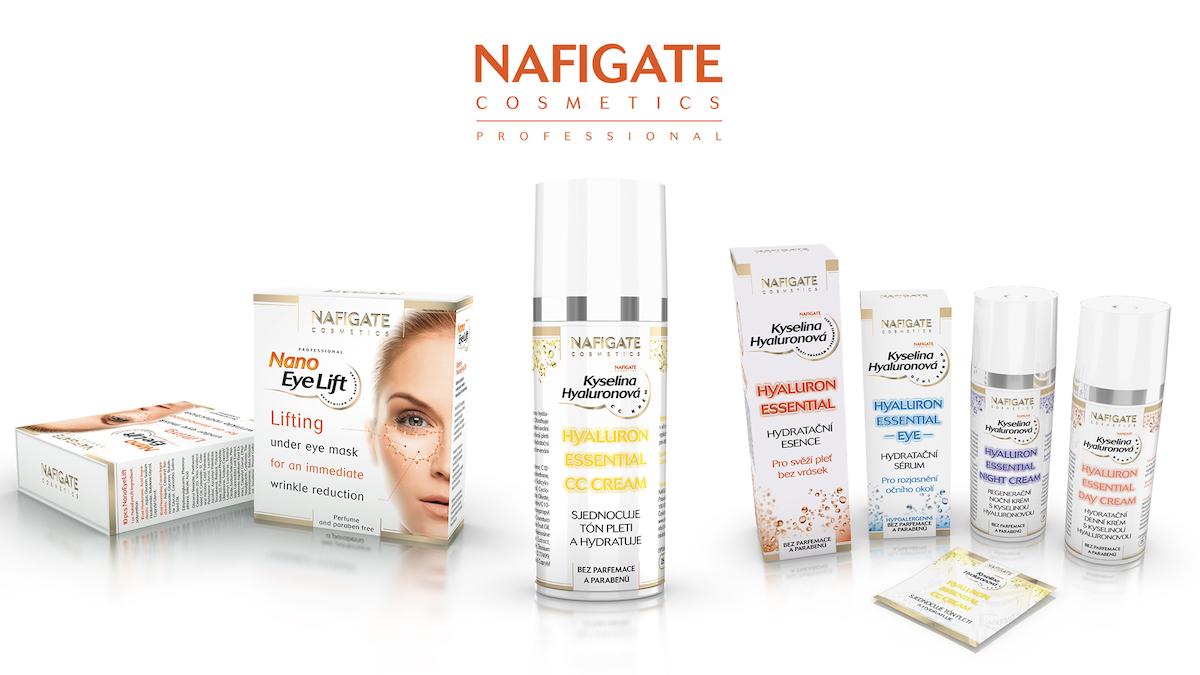 Původní design Nafigate Cosmetics