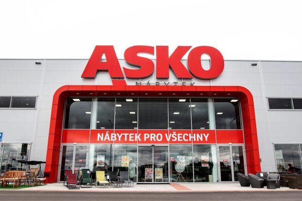 Nábytek Asko nabízí vyzvednutí zboží z e-shopu na pobočce