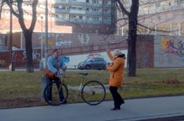 Homocykliens budou zase jezdit do práce na kole