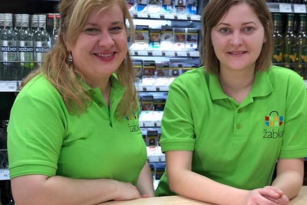 Obchodní síť Žabka otevřela druhou novou prodejnu v Brně
