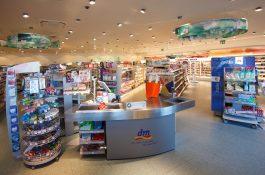 Drogerie Dm je ve Stop Shopu v Hranicích na Moravě v novém
