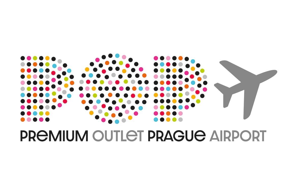 Nový název a vizuál outletu u pražského letiště