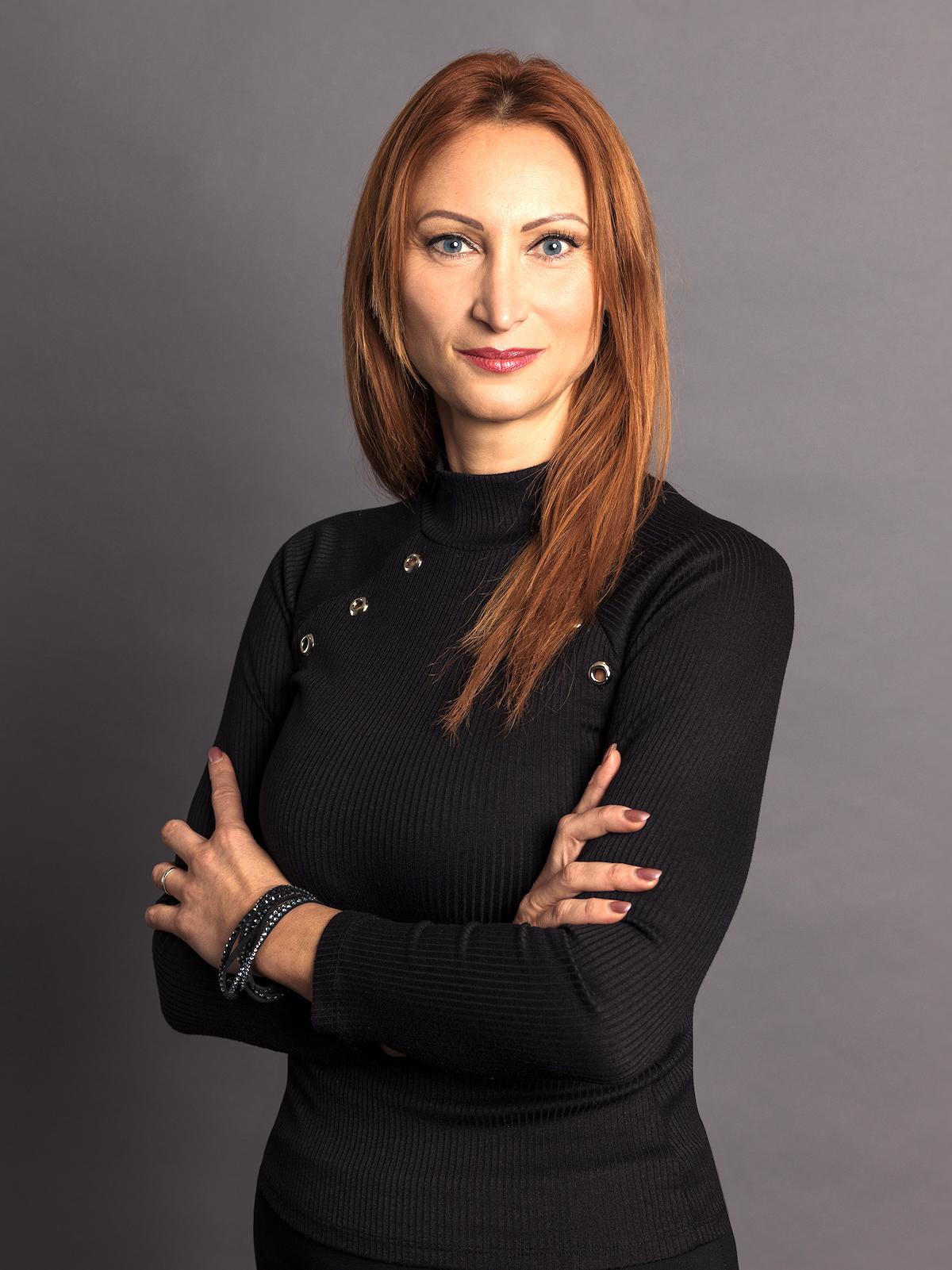 Marta Šťastná