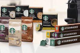 Káva Starbucks se začne prodávat v českých obchodech